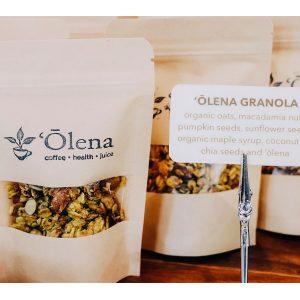 'Ōlena Granola
